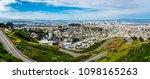 Panoramic Bay Area Landscape...
