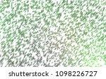 light green vector texture with ... | Shutterstock .eps vector #1098226727