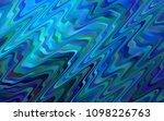 light blue vector template with ... | Shutterstock .eps vector #1098226763