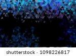 dark multicolor  rainbow vector ... | Shutterstock .eps vector #1098226817