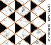 vector marble texture design... | Shutterstock .eps vector #1098412367