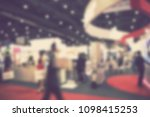 out of focus blur event... | Shutterstock . vector #1098415253