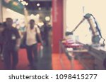 out of focus blur event... | Shutterstock . vector #1098415277
