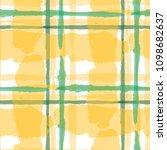 kilt texture. seamless grunge... | Shutterstock .eps vector #1098682637