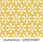 seamless simple geometric... | Shutterstock .eps vector #1098704087