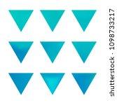 vector gradient reverse... | Shutterstock .eps vector #1098733217