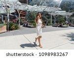 seattle  washington circa may... | Shutterstock . vector #1098983267