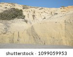 coast at kata beach   kos ... | Shutterstock . vector #1099059953