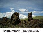 devil's orchard trail | Shutterstock . vector #1099069337