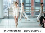 new york  ny   april 12  2018 ... | Shutterstock . vector #1099108913