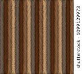 striped grunge tapestry style... | Shutterstock .eps vector #1099129973