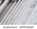 columns   in old city buiding | Shutterstock . vector #1099336607