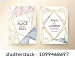 marble  texture background... | Shutterstock .eps vector #1099468697