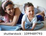 childhood  physical development ... | Shutterstock . vector #1099489793