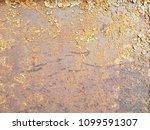 old rusty metal plate | Shutterstock . vector #1099591307
