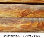 wood brown grain texture  top... | Shutterstock . vector #1099591427