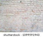 some old bricks in the wall.... | Shutterstock . vector #1099591943