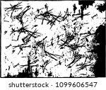 grunge texture. distress... | Shutterstock .eps vector #1099606547