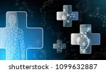 abstract background technology... | Shutterstock .eps vector #1099632887