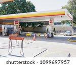 belo horizonte  brazil   may 27 ... | Shutterstock . vector #1099697957