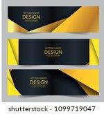 set vector abstract design... | Shutterstock .eps vector #1099719047