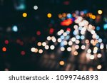 abstract light colourful bokeh... | Shutterstock . vector #1099746893