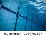 underwater view of indoor...   Shutterstock . vector #1099781537
