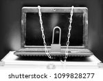 world day without internet...   Shutterstock . vector #1099828277