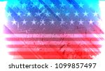 independence day of usa vector...   Shutterstock .eps vector #1099857497