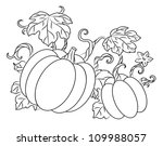 Pumpkin Harvest Drawing In...