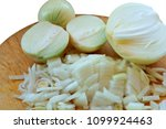 sliced onions  onion sliced in...