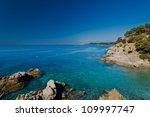 spanish east coast at the costa ... | Shutterstock . vector #109997747