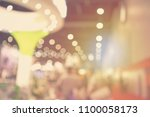 out of focus blur event... | Shutterstock . vector #1100058173