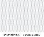 white net sportswear fabric...   Shutterstock .eps vector #1100112887