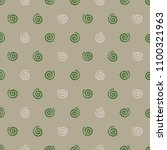 mosquito coil summer seamless... | Shutterstock .eps vector #1100321963