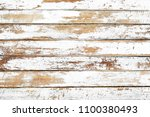 vintage white wood background   ... | Shutterstock . vector #1100380493