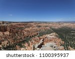 bryce canyon national park | Shutterstock . vector #1100395937