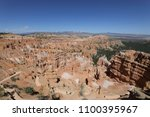bryce canyon national park | Shutterstock . vector #1100395967