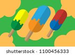 llustration of different... | Shutterstock .eps vector #1100456333