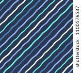 dark navy blue  green diagonal...   Shutterstock .eps vector #1100576537