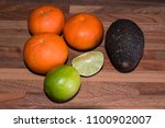 fresh and healthy fruits | Shutterstock . vector #1100902007