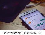 bekasi  west java  indonesia....   Shutterstock . vector #1100936783