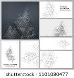 the minimalistic abstract... | Shutterstock .eps vector #1101080477