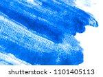 texture of blue watercolor... | Shutterstock . vector #1101405113