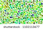 abstract background of circles... | Shutterstock .eps vector #1102113677