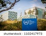 the hague  holland. july 7 ...   Shutterstock . vector #1102417973