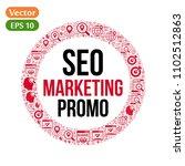 seo  marketing  promo  icons... | Shutterstock .eps vector #1102512863
