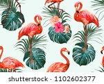 beautiful seamless vector... | Shutterstock .eps vector #1102602377
