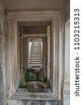 villa d'este  tivoli  lazio... | Shutterstock . vector #1103215313