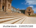 basilica and cathedral of st.... | Shutterstock . vector #1103252183